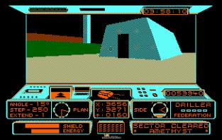 Driller Amstrad CPC 23