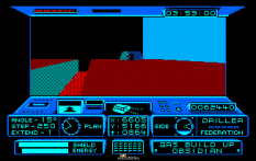 Driller Amstrad CPC 33