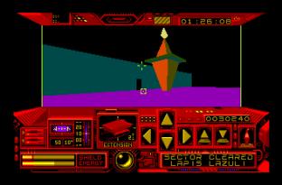 Driller Atari ST 09