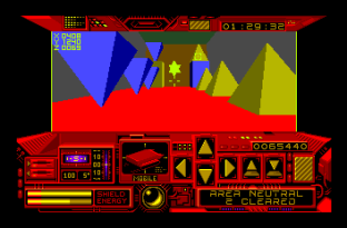 Driller Atari ST 12