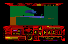 Driller Atari ST 22
