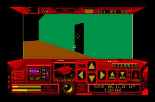 Driller Atari ST 23
