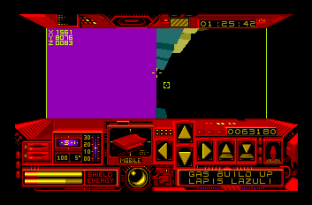 Driller Atari ST 34