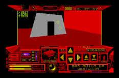 Driller Atari ST 43