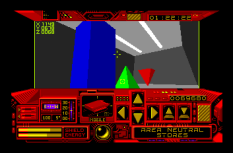 Driller Atari ST 44
