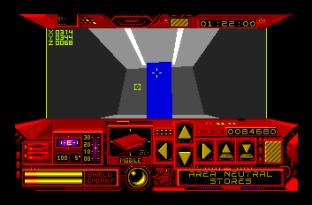 Driller Atari ST 45