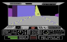 Driller C64 10