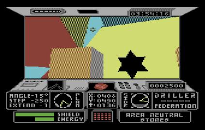Driller C64 20