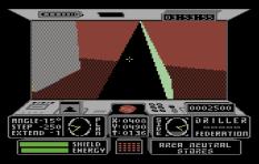 Driller C64 21