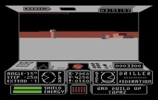 Driller C64 23