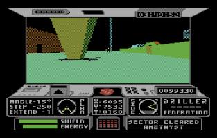 Driller C64 31