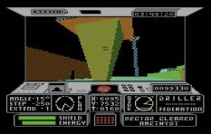 Driller C64 33