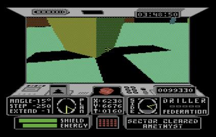 Driller C64 34