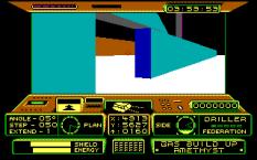 Driller PC DOS 04