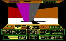 Driller PC DOS 06