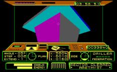 Driller PC DOS 07