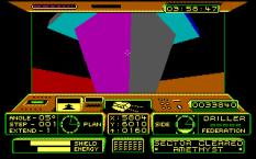Driller PC DOS 08