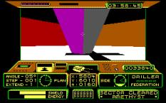 Driller PC DOS 09