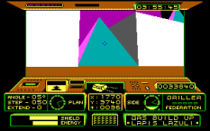Driller PC DOS 16