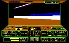 Driller PC DOS 18