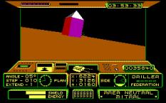 Driller PC DOS 22