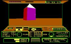 Driller PC DOS 23