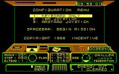 Driller PC DOS 25