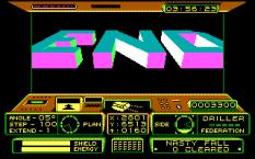 Driller PC DOS 41