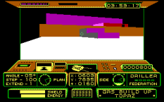 Driller PC DOS 43