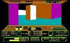 Driller PC DOS 49