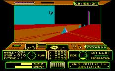 Driller PC DOS 61