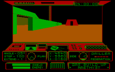 Driller PC DOS 72