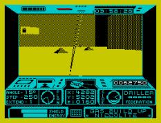 Driller ZX Spectrum 10