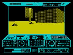 Driller ZX Spectrum 11