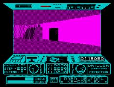 Driller ZX Spectrum 21