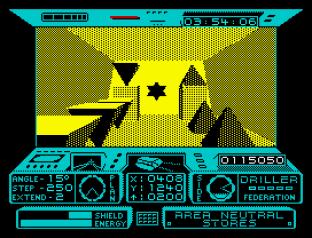 Driller ZX Spectrum 23