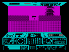Driller ZX Spectrum 32