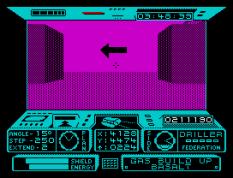 Driller ZX Spectrum 33