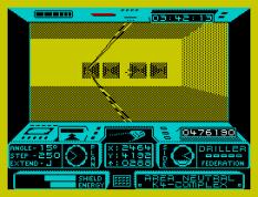 Driller ZX Spectrum 43