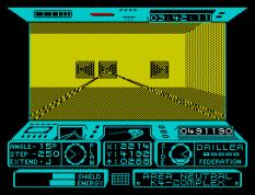 Driller ZX Spectrum 44