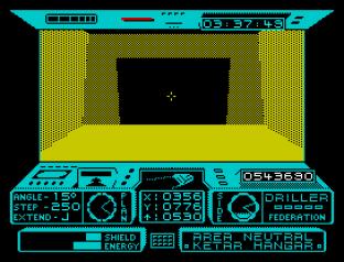 Driller ZX Spectrum 53