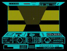Driller ZX Spectrum 55