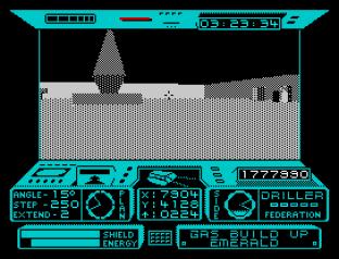 Driller ZX Spectrum 64