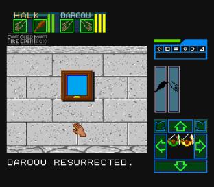 Dungeon Master SNES 09