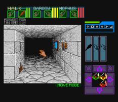 Dungeon Master SNES 11