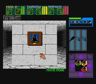 Dungeon Master SNES 12