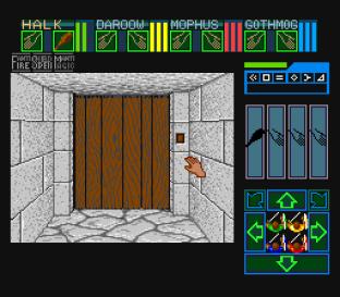 Dungeon Master SNES 20