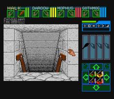 Dungeon Master SNES 22