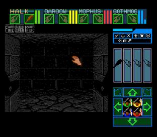 Dungeon Master SNES 23