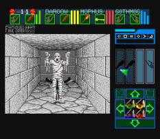 Dungeon Master SNES 32